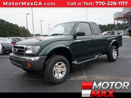 Used 1998 Toyota Tacoma For Sale In Atlanta, GA - CarGurus 1993 Mack Dm690 Water Truck For Sale Auction Or Lease Atlanta Ga Nissan Titan Xd Near New For In 2018 Ford F150 Xlt Vin 1ftew1cp7jkf86026 1060 Jefferson St Nw 30318 Terminal Property Lvo Vnl780 Trucks Cmialucktradercom Isuzu Npr Hd In Used On Buyllsearch Cars Gainesville Sosa Automotive Group Specialty Performance Vehicles Lariat Jordan Sales Inc Ram 2500 Near 2014 Toyota Tundra 30311 Ax Auto