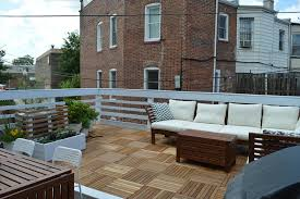 interlocking wood deck tiles real wood xl series real wood