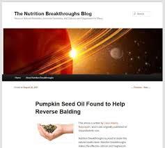Organic Pumpkin Seeds Australia by Health Beauty Effects Pumpkin Seed Oil Blog Pumpkinseedoil Cc