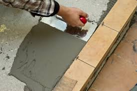 Preparing Concrete Subfloor For Tile by How To Tile A Concrete Floor Howtospecialist How To Build