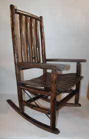 Old Hickory Porch Rocking Chair