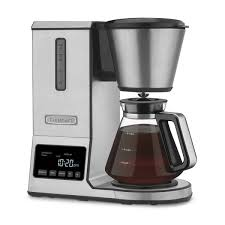 Cuisinart 8 Cup Glass Pour Over Coffee Maker Reviews