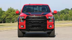 Review: 2016 Roush Ford F-150 Driven 2016 Roush Ford F150 Sc 4x4 Supercrew Classiccarscom Journal Roush Performance Vehicles In Tampa Fl Custom Sales 2013 Svt Raptor By And Greg Biffle Top Speed Supercharged Pickup Truck Review With Price And The 600 Horsepower Is The Ultimate Pickup Truck 2018 Nitemare Anything But A Bad Dream First Drive 2014 Rt570 Truck Fx4 570hp Supercharged Ford F 150 14 Raptor A Brilliant Dealer Just Brought Lightning Back