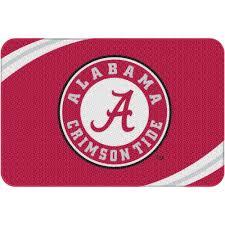 Round Bathroom Rugs Target by Ncaa Alabama Crimson Tide 20