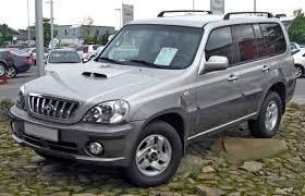 File Hyundai Terracan pre facelift front Wikimedia mons