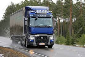 SALO, FINLAND - MARCH 4, 2017: Blue Renault Trucks T Semi Of.. Stock ... Renault Trucks T High Edition Maxispace Winner Transportation Home Allports Group Driver Appeal Wins Over Really Fleet Uk Haulier Test Hydrogenpowered Truck Renault Trucks 520 T4x2 E6 Juan Luis Sobrino Ourense Cporate Press Releases A A Centre Of Stepping Up Presence In Iran Financial Tribune Ikaalinen Finland August 10 2017 Ghostrider Three Additional Trucks For Red Bull Racing Truck Simulator Wiki Fandom Powered By Wikia 4x2 2016 Exterior And Interior 3d