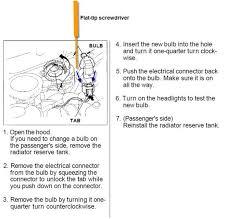 can t detach from headlight bulb honda accord forum