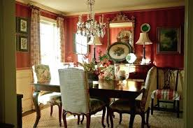 Red Dining Room Curtains Fresh At Ideas With 2