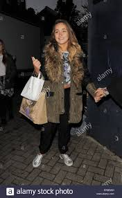 100 Studio 24 London The X Factor Finalists Arrive At A Recording Studio For