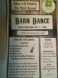 Cedar: Barn Dance Fundraiser - My Coast Now Tragically Gone Barn Dance Venue Near Arthur Nd Lost To Fire Pizza Ranch Fundraiser Mzcs Music Department 22717 Mt Zion Best 25 Ideas On Pinterest Party Crossfitcoworkers Barbells For Boobs Holiday Dance Night In May Nicasio California Anise Leann Rockstar Angel Foundation Kghl Offers Fun A Great Cause Steamboattodaycom The Church Kew Barnkew Twitter Step Website