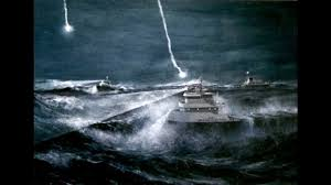 Edmund Fitzgerald Sinking Location by The Rap Of The Edmund Fitzgerald Youtube