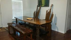 Sinker Soaker Cypress Wood Dining Table SPRINGFIELD MISSOURI Furniture For Sale Classified Ads