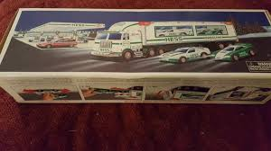 1997 Hess Gasoline Toy Truck And Racers | EBay