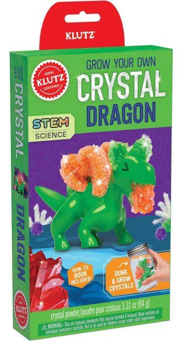 Klutz Grow Your Own Crystal Animal Kit - Dragon