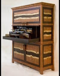 how to build your own gun cabinet wooden gun safe plans