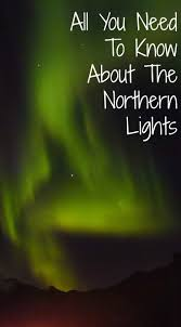 All You Need to Know about the Northern Lights — Snow in Tromso