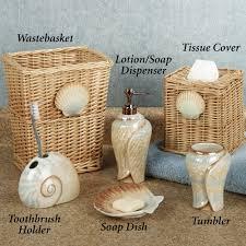 Beach Themed Bathroom Decorating Ideas by Seashell Bathroom Decor 2 Types 30 Photo Bathroom Designs Ideas
