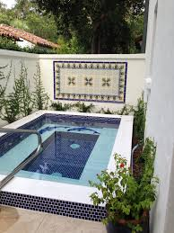 ideas for using beautiful mexican tile in pools mexican tile designs
