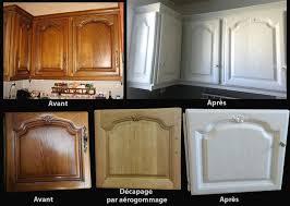 peindre les meubles de cuisine meubles de cuisine en bois renovation meuble cuisine bois