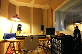 Building A Music Studio The Moon We Build Ourselves Booth Control Room