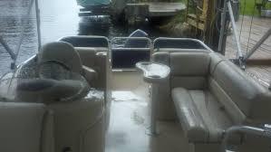 Crest Pontoon Captains Chair 2010 bennington 2250 gcw used pontoon boat for sale fort myers