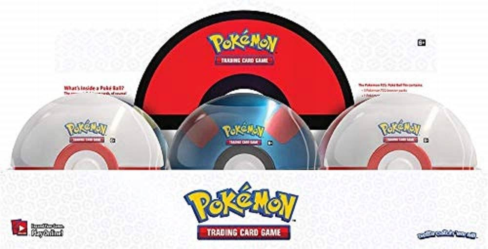 Pokemon: TCG Poke Ball Tin Series 3