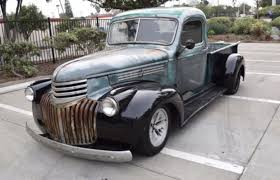 1941 Chevy Pick Up Truck Rat Rod Hot Rod Ford Dodge F100 Ram - Used ... 1941 Chevrolet Coupe Frame And Body Item B6852 Sold Aug Special Deluxe Classic 2 Door Chevy Sale 150 For Sale 1890219 Hemmings Motor News Vintage Truck Pickup Searcy Ar Ford Craigslist For 1940 Old Chevys 4 U Chevy Pickup Street Rod Gateway Cars 795hou Classics On Autotrader