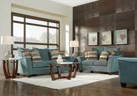 Brown And Teal Living Room by Madeley Teal 7 Pc Living Room Living Room Sets Green