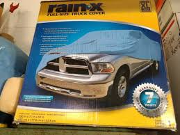 RainX Truck Cover New In Box - Talk Of The Villages New From Are Accsories Truck Caps And Tonneau Covers Off Road Are Bed Cover Prices What Pace Edwards Ultra Groove Metal Direct Top Your Pickup With A Gmc Life 28 Parts Full Size Retraxpro Retractable Trrac Sr Ladder 2 Roll Up Tw Series Cap And Youtube Ford Super Duty With Dcu Cap By Weathertech Installation Video Z Fiberglass 89 For 2010