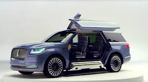 2018 Lincoln Navigator Concept - MAFIA STYLE Interior And Exterior ... This Week In Car Buying Ford Boosts Expeditionnavigator Production My New Truck 2005 Lincoln Navigator Ultimate Edition Youtube 2018 Pickup For Sale Suvs Worth Waiting Wins North American Of The Year Dubsandtirescom 26 Inch Velocity Vw12 Machine Black Wheels 2008 The Is A Smoothsailing Suv York Debuts With 450 Hp And Ultralux Interior Custom Dashboard Eertainment System Cars 2019 Auto Oem 5l3z16700a Hood Latch For Expedition 2018lincolnnavigatordash Fast Lane