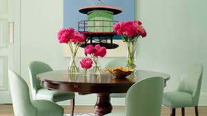 Who Says Mint Green Cant Work As A Neutral This Palm Beach Dining