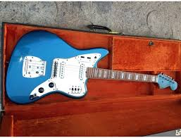 1960s Fender Jaguar Lake Placid Blue Reviews Prices