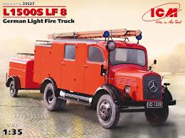 1:35 L1500S LF 8, German Light Fire Truck - Modelling | Hobbyland ... Pin By Randy Cobb On Model Kitssemi Trucks Pinterest Vintage Paw Patrol Ultimate Rescue Fire Truck Playset New Toys Coming Out Kits Hobbydb Apparatus Deliveries News At The Front Pocketmagscom Masterpieces Works Of Ahhh Wood Pating Kit Two Airfix Plastic Model Kits Both 064428 132 Scale 1914 Dennis Mack Pumper Amazoncom 1911 Christie American Steam Engine