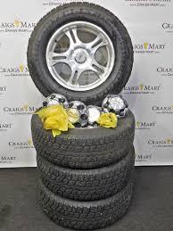100 American Racing Rims For Trucks Wintercat SST Studded Snow Tires 24570 R17 W