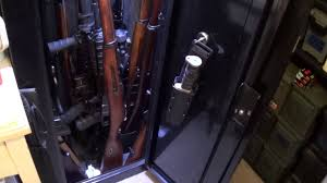 Stack On Security Cabinet 8 Gun by Stack On 14 Gun Cabinet Youtube