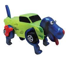 Ruford Z Morphs Dog