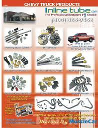 100 Chevy Truck Brake Lines Catalog