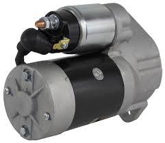 ingersoll rand air starter motor new starter motor fits ingersoll rand 185 p185 air compressor