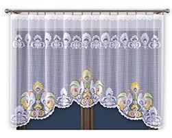 gardinen vorhänge blumenfenster store gardinenstore