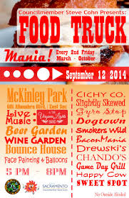100 Dogtown Food Truck District 3 Mania City Of Sacramento Mdash