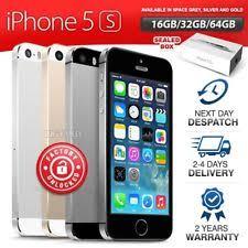 Apple iPhone 5s 32GB Space Grey Unlocked Smartphone