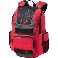 Oakley Bags Kitchen Sink Backpack by Oakley Enduro Backpack Red Line Oakley Backpacks And Products