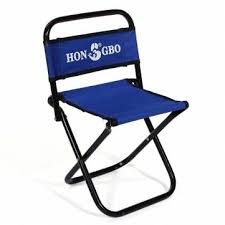 Northwest Territory Folding Chairs by Portable Folding Chair Backrest Fishing Chair Small Blue Folding