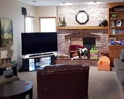 Awkward Living Room Layout With Fireplace by My Modsy Story When Designing My Room Took Four Years Too Long