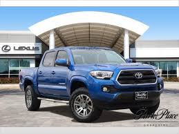 Location Flower Mound TX 2016 Toyota Tacoma SR5 In