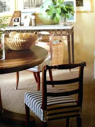 Seat Covers For Dining Room Chairs Chair Fabric Plastic