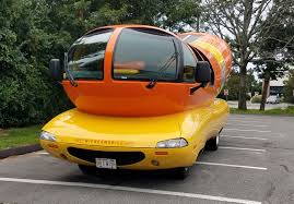 What Are The Odds Of Seeing The Oscar Mayer #Weinermobile Parked ...