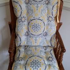 Light Grey Rocking Chair Cushions by Birch Organic Elk Family Eddie Bauer High From Mayberryandmain On