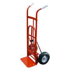 100 Milwaukee Hand Trucks Dual Le Truck With Nose Plate Extension Hayneedle