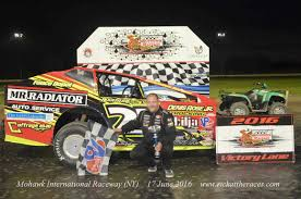 100 Mohawk Trucking June 2016 Rick At The Races